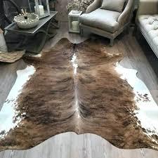 large cowhide rug cowhide rug exotic white belly large cowhide rugs australia