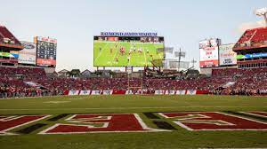 It was home to the tampa bay mutiny of the mls from 1999 to 2001. Buccaneers Debut New Offerings At Raymond James Stadium For 2019 Season