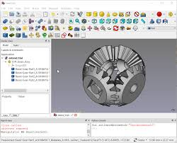 Freecad Gear Design Draft Snapping At Wrong Position Freecad Forum