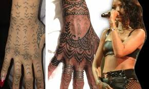 Rihanna Flies Her Tattoo Artists 1500 Miles To Spend 11 Hours