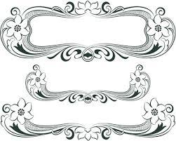Border Decoration Design