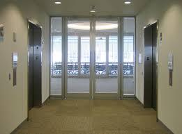 office corridor door glass. Corridor Construction Base Building Renovation Market St Philadelphia PA Office Door Glass R