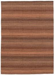 hand woven brown wool flat weave area rug rugs canada x