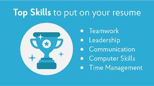 Thebalance Resume 2062422 Good Skills To Put On Your For