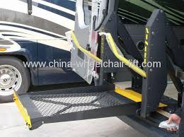 wheelchair lift for van. Electric Van Wheelchair Lift With CE Certificate For