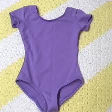 Vguc Purple Leotard