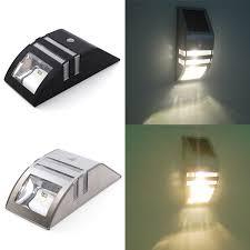 Solar Pir Utility Light