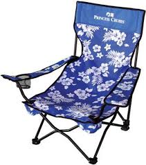 personalized beach chairs. Bulk Personalized Beach Chairs With Floral Design, Red Or Royal Blue H