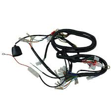 chinese gy6 150cc wire harness wiring assembly scooter moped sunl chinese gy6 150cc wire harness wiring assembly scooter moped sunl roketa