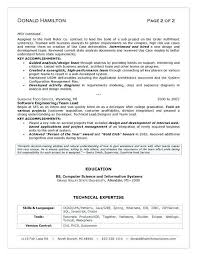 It Consultant Resume Example Examples Of Resumes