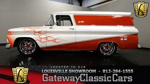 Truck 1963 chevy panel truck for sale : 1963 Chevrolet Panel Truck - Louisville Showroom - Stock #963 ...