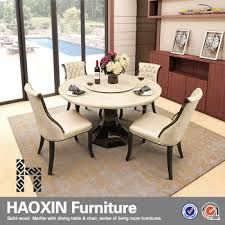 nairobi round marble dining table and chairs
