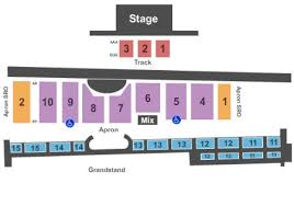 Meadows Casino Concert Seating Chart The Meadows Tickets And The Meadows Seating Chart Buy The