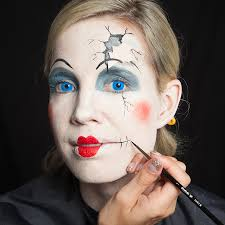 porcelain dolls makeup