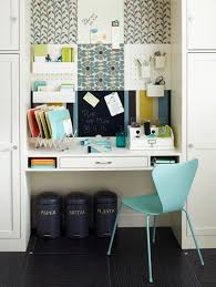 Office Room: Cool And Small Home Office Design -