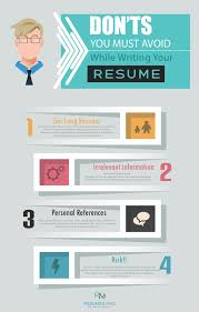 Tips On Writing Resume The Dos And Donts Of Resume Writing For Year 2019 Resume
