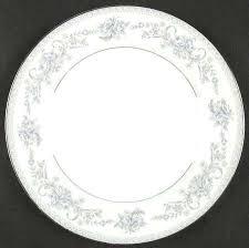 Mikasa China Patterns Discontinued Mesmerizing Mikasa China Patterns Discontinued Rose Dinner Plate JenniferMichele