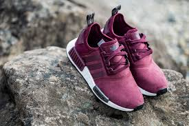 adidas shoes nmd maroon. cheap adidas us couple nmd runner pk oreo trainers shoes nmd maroon a