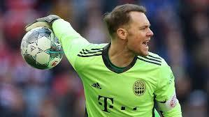 Manuel neuer is a goalkeeper and is 6'2 and weighs 176 pounds. Der Fc Bayern Steckt Im Dilemma Manuel Neuer Der Starkere N Tv De