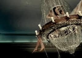 chandelier gif