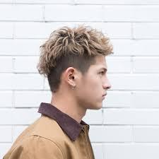 外国人風刈り上げショート メンズヘアスタイル髪型 Hair Me Up