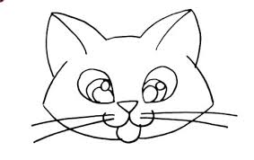 Draw Coloring Pages Coloring Pages Easy To Draw Hello Kitty Merry