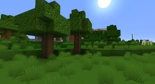 Tall Grass Texture Firewolf Resource Pack