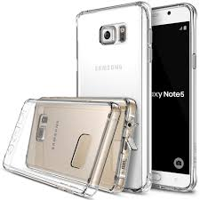 Ringke Fusion Crystal Clear case Best minimalist cases for Samsung Galaxy Note 5 | Android Central