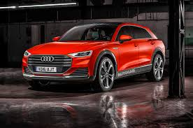 2018 audi q8. fine audi 2018 audi q8 as imagined by autocar inside audi q8
