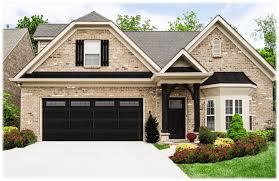 black garage doorsModel 9400  Prices Doors