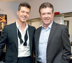 alan thicke wife. Contemporary Alan Alan Thicke And Robin In Wife 7