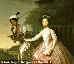 portrait of the mystery lady the incredible story behind the th  the late 1700s portrait of the two young women