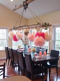 tissue paper flower centerpiece ideas tissue paper flowers set of 36 12 12 12 girly pink theme party