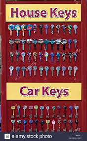 Key Cutting Designs Key Cutting Business In Street A Timpsons Franchise Stock