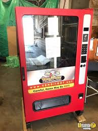 Credit Card Vending Machines For Sale Simple Wittern USI 48 REFRIGERATED Combo Vending Machine For Sale In New