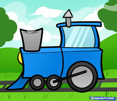 trains images for kids. Modren Kids How To Draw A Train For Kids Step By Step Trains Transportation On Trains Images For Kids R