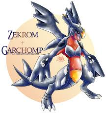 Thats A Sick Fusion Now Just Fuse Reshiram With Like