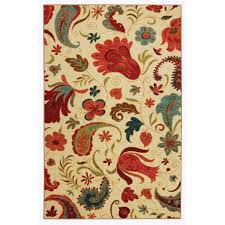 mohawk home strata 10 square rug in tropical acres