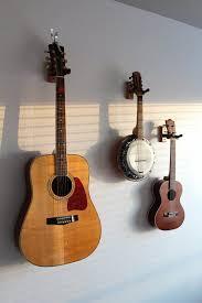 ukulele wall mount