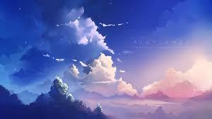 fall watercolor sky wallpapers