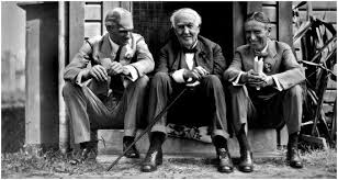 henry ford with thomas edison. Plain Ford Watch Video Interview With Henry Ford Thomas Edison U0026 Harvey Firestone   1 Cochran Intended Ford L