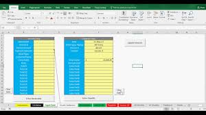Payable And Receivable Tracking In Excel Template For Bookeepers