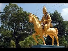 Image result for pandara vanniyan statue