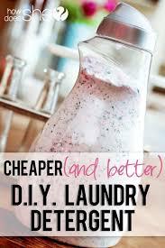 diy laundry detergent er and better
