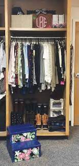 We did not find results for: How To Make Your Dorm Room Closet Feel Bigger Dorm Room Closet Dorm Closet Organization Dorm Room Diy