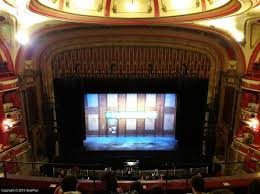 Bristol Hippodrome Upper Circle View From Seat Best Seat