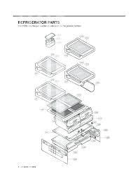 floor lamp parts list lg refrigerator lfc25760sb parts list