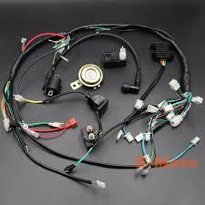 lifan 150 wiring harness wiring diagram long zongshen loncin lifan 150 200cc 250cc atv gy6 quad full electric lifan 150 wiring harness