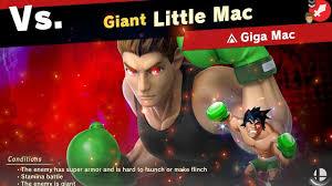 How To Get Little Mac In World Of Light Giga Mac World Of Light Super Smash Bros Ultimate