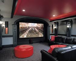 media room paint colors73 best Theater Rooms images on Pinterest  Media rooms Media